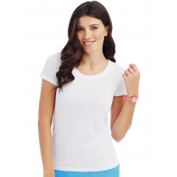 Camiseta Active Cotton Touch mujer