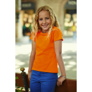 Camiseta Girls Sofspun® T niña