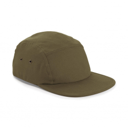 Gorra Canvas 5 paneles