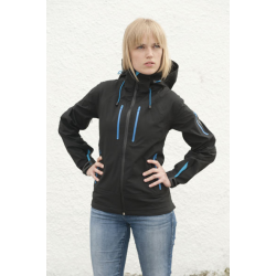Softshell Expedition mujer
