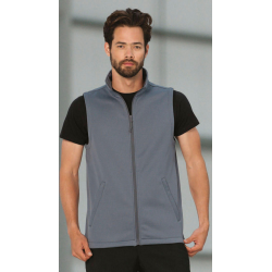 Chaleco Softshell Smart hombre