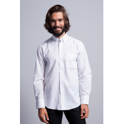 Camisa Oxford manga larga - Regular Shirt Oxford