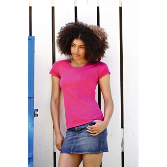 Camiseta Valueweight corte femenino