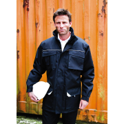 Chaqueta hombre Work-Guard Sabre Long Coat