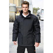 Chaqueta larga hombre Work-Guard Vostex Long Coat