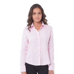 Camisa Oxford manga larga chica - Regular Shirt Lady Oxford